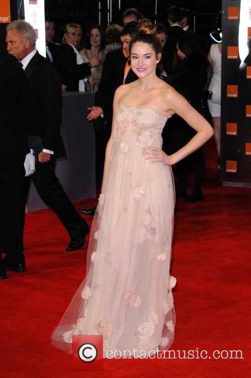 Shailene Woodley and Bafta 5