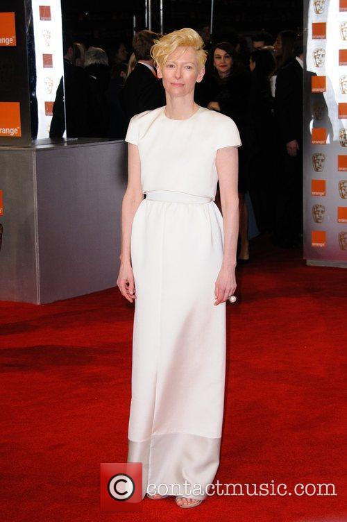 Tilda Swinton and Bafta 7