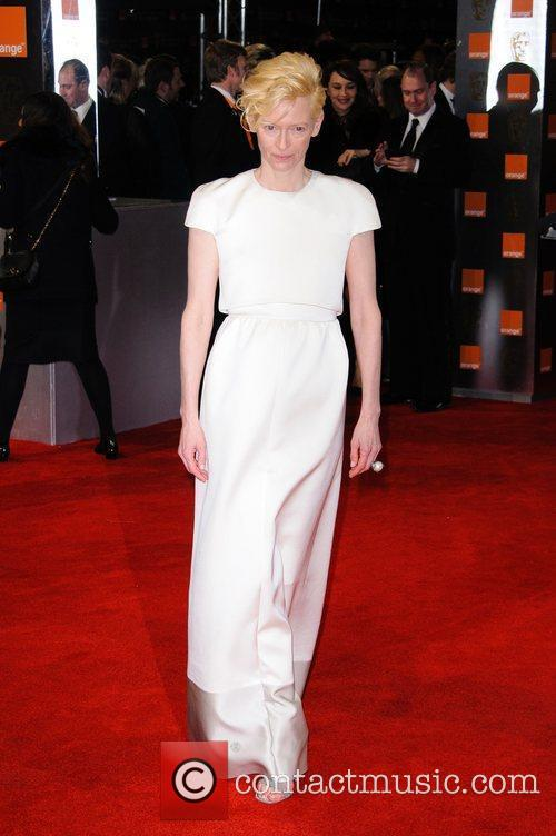Tilda Swinton and Bafta 8