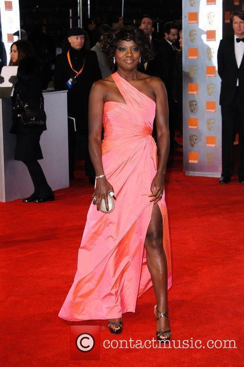 Viola Davis and Bafta 8