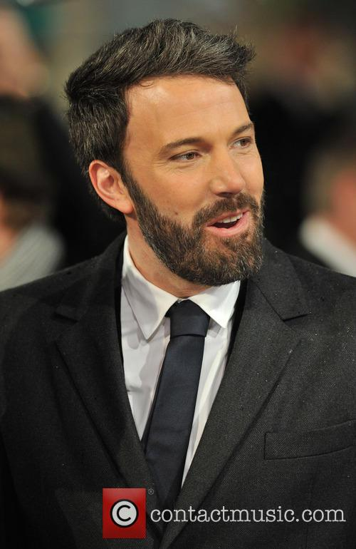 Ben Affleck and British Academy Film Awards 1