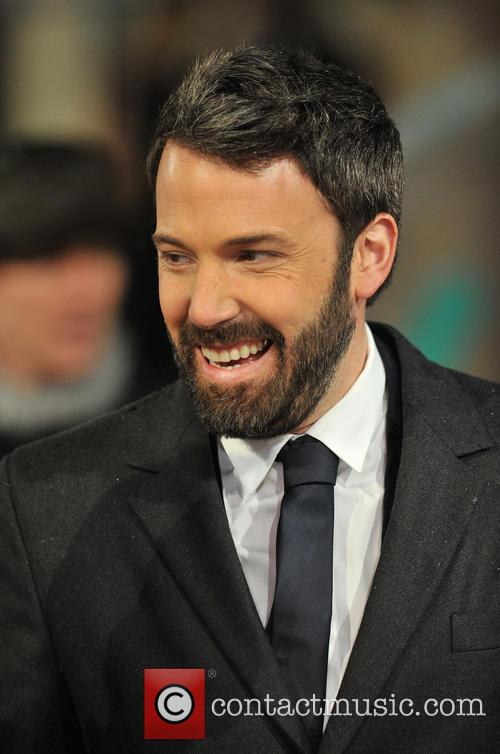 Ben Affleck and British Academy Film Awards 9