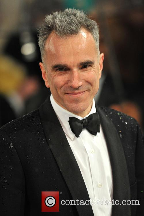 Daniel Day-Lewis British Academy