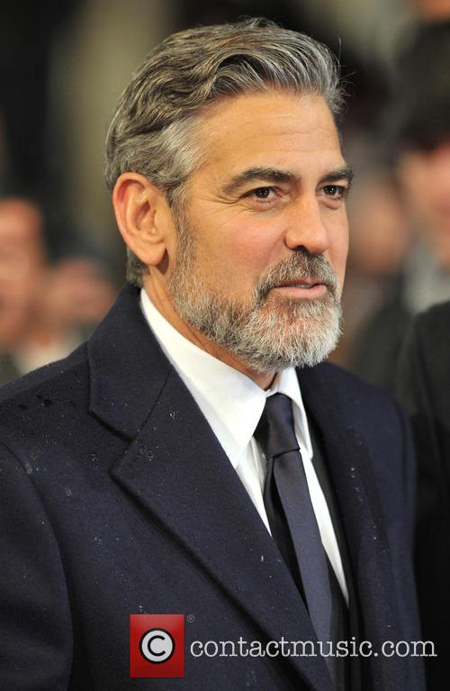 George Clooney and British Academy Film Awards 2