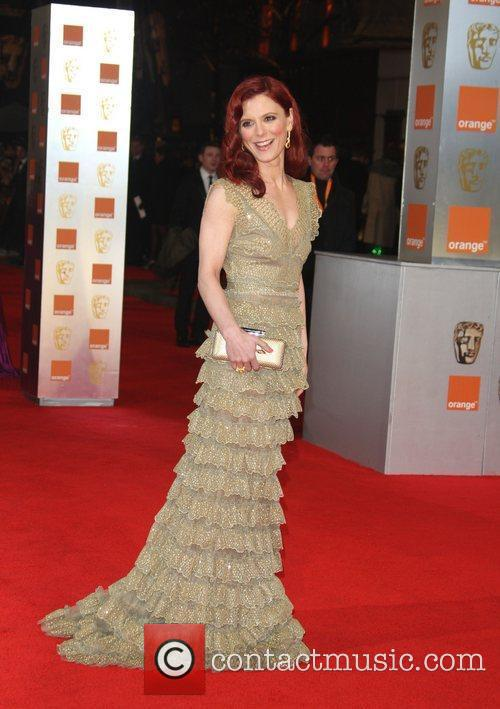 Emilia Fox and Bafta 2