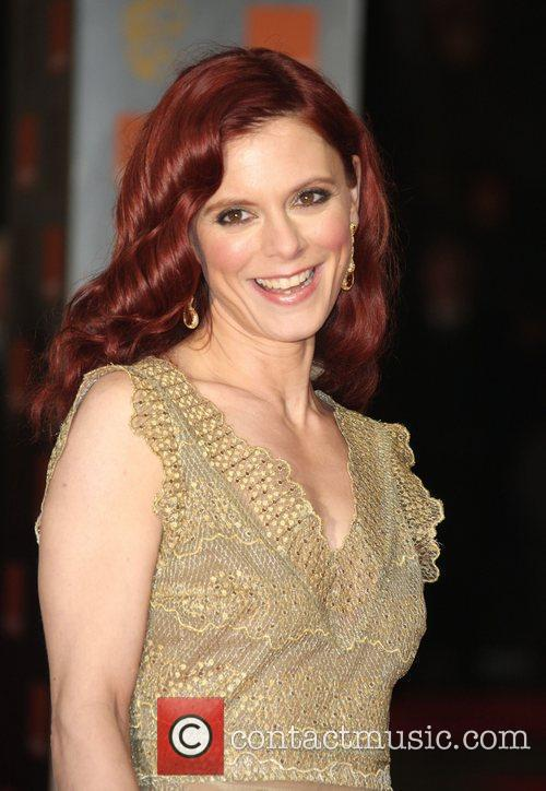 Emilia Fox and Bafta 3