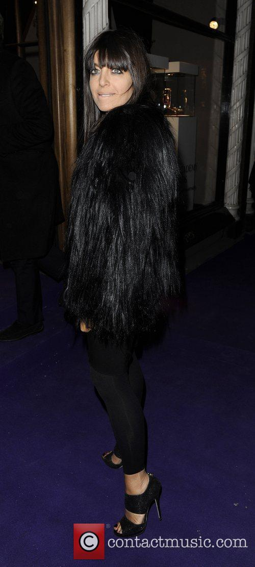 Claudia Winkleman, Bond and Bafta 3