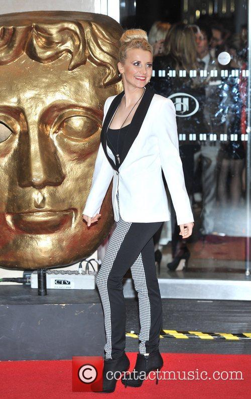 Carley Stenson British Academy Children's Awards held at...