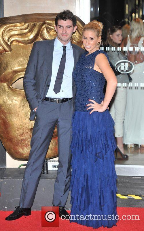 Stacey Solomon and guest British Academy Children's Awards...