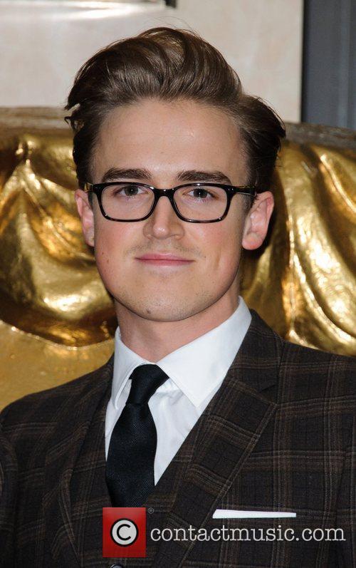 Tom Fletcher of McFly British Academy Children's Awards...