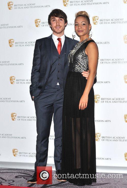 Kye Sones and Jade Ellis British Academy Children's...