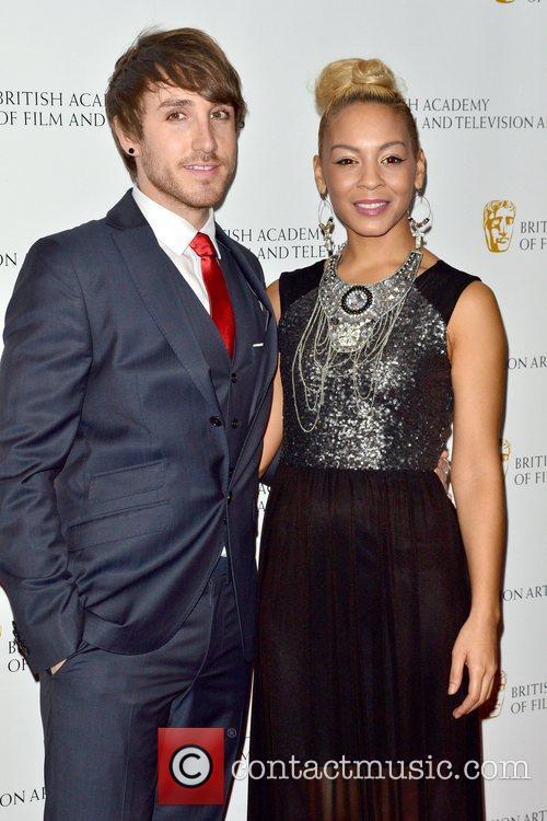 Guest and Kye Sones British Academy Children's Awards...