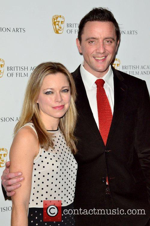 Sarah Alexander and Peter Serafinowicz 4