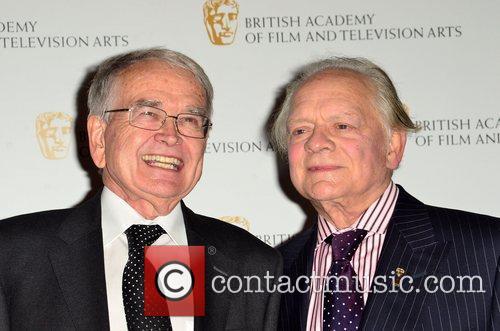 Sir David Jason and Brian Cosgrove 1