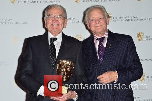 Sir David Jason and Brian Cosgrove