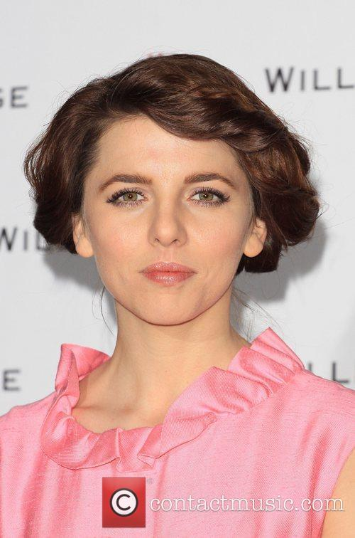 Ophelia Lovibond and Bafta 4