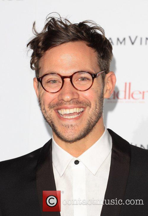 Will Young and Bafta 1