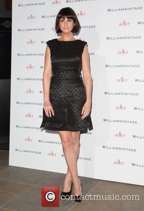 Dawn Porter Gillian Anderson and William Vintage BAFTA...