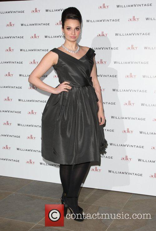Gizzi Erskine and Bafta 3