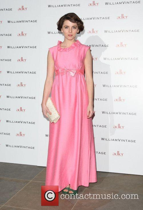 Ophelia Lovibond and Bafta 3