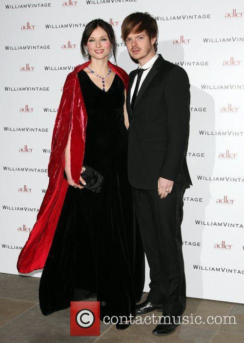 Sophie Ellis Bextor and husband Richard Jones Gillian...