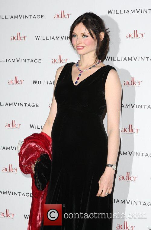 Picture - Sophie Ellis-Bextor and Bafta , Friday 10th February 2012