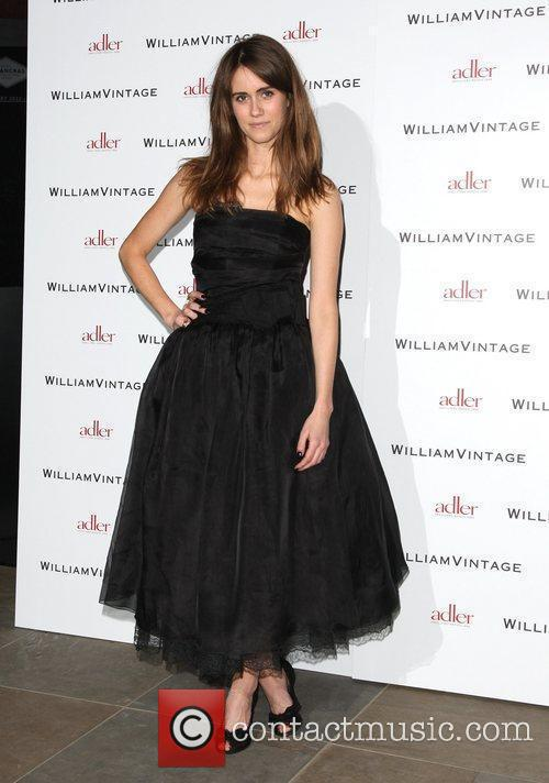 Jade Williams aka Sunday Girl Gillian Anderson and...