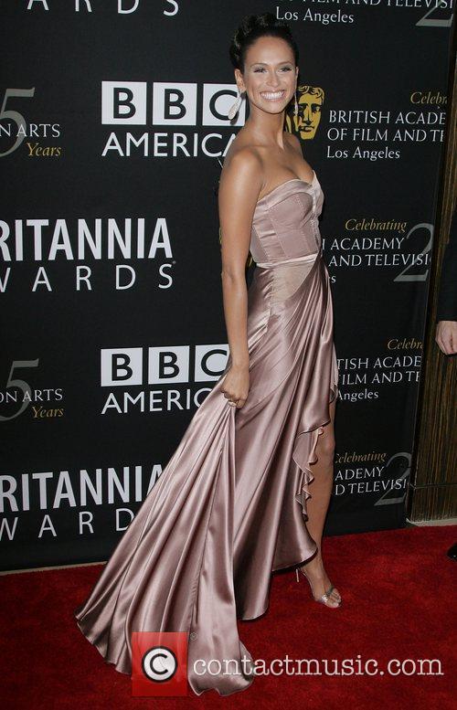 Asha Leo at the BAFTA Britannias