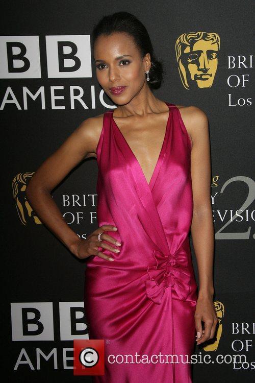 Kerry Washington at the BAFTA Britannias