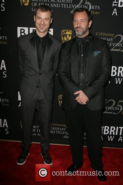 Matt Stone, Trey Parker, Beverly Hilton Hotel and Bafta 2