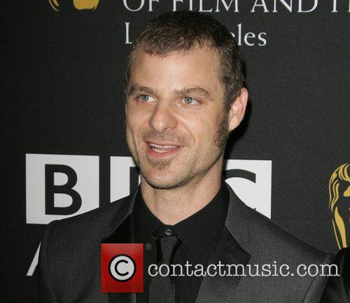 Matt Stone, Beverly Hilton Hotel and Bafta 3