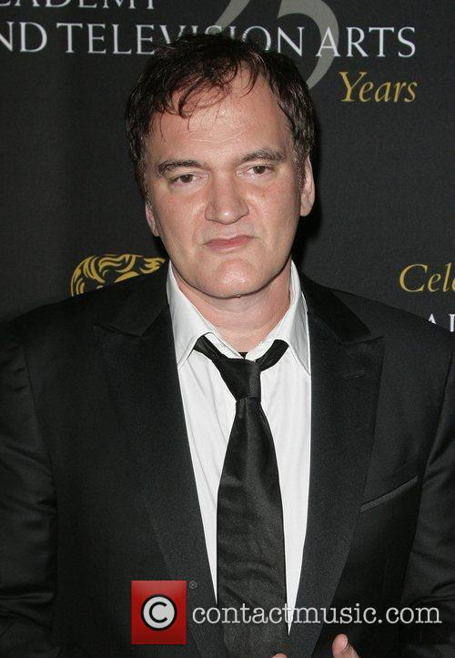 Quentin Tarantino and Beverly Hilton Hotel 3