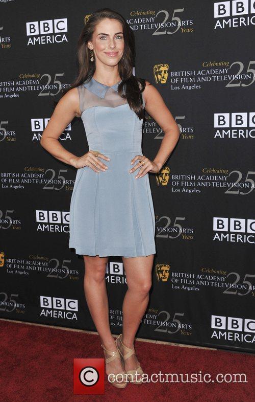 Jessica Lowndes  BAFTA Los Angeles TV Tea...