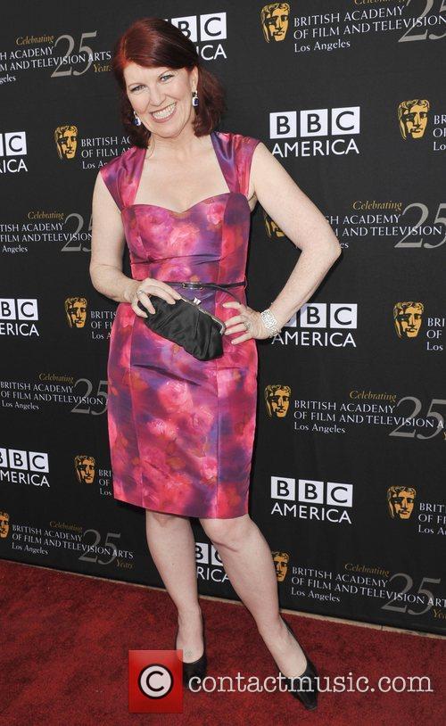Kate Flanner  BAFTA Los Angeles TV Tea...
