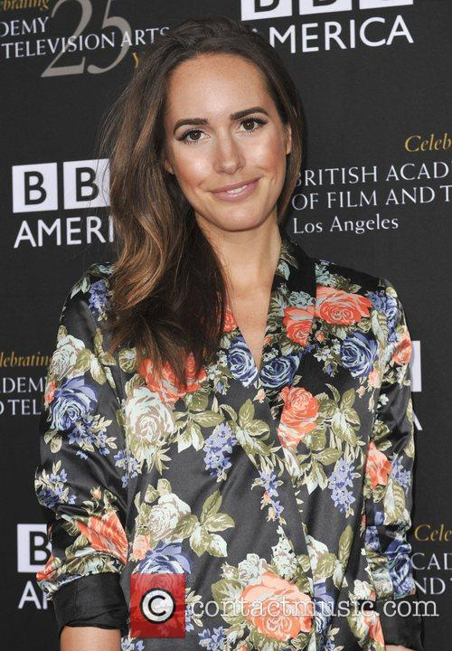 Louise Roe and Bafta 3