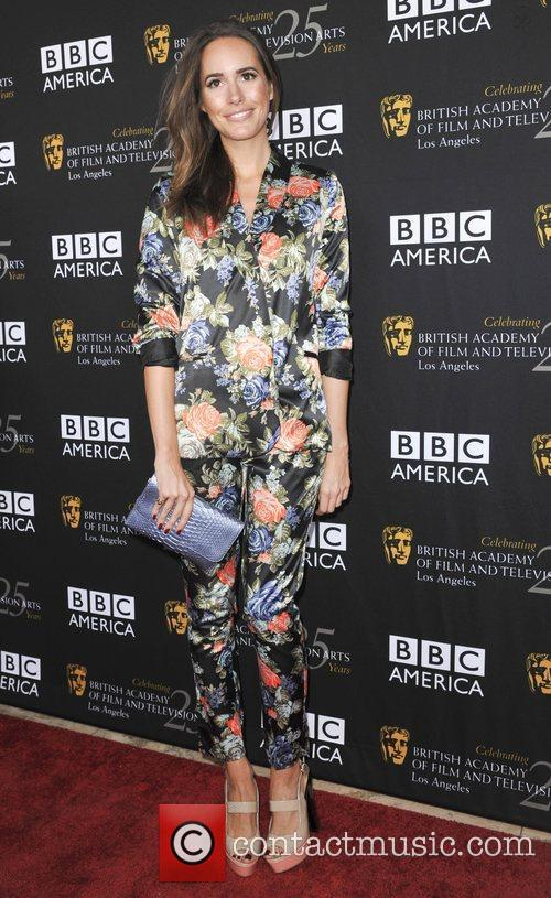 Louise Roe and Bafta 2