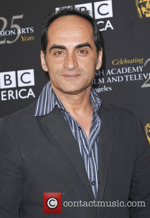 Navid Negahban  BAFTA Los Angeles TV Tea...