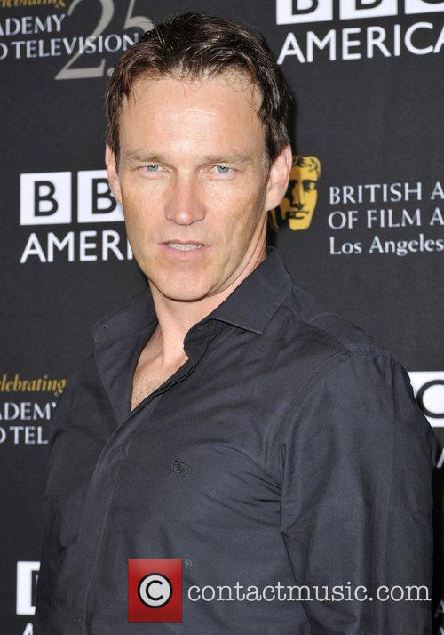 Stephen Moyer and Bafta 2