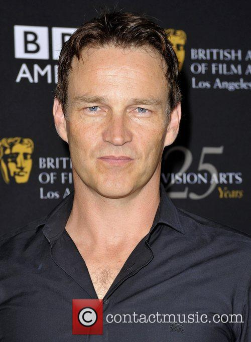 Stephen Moyer and Bafta 3