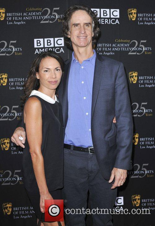 Susanna Hoffs, Jay Roach and Bafta 1