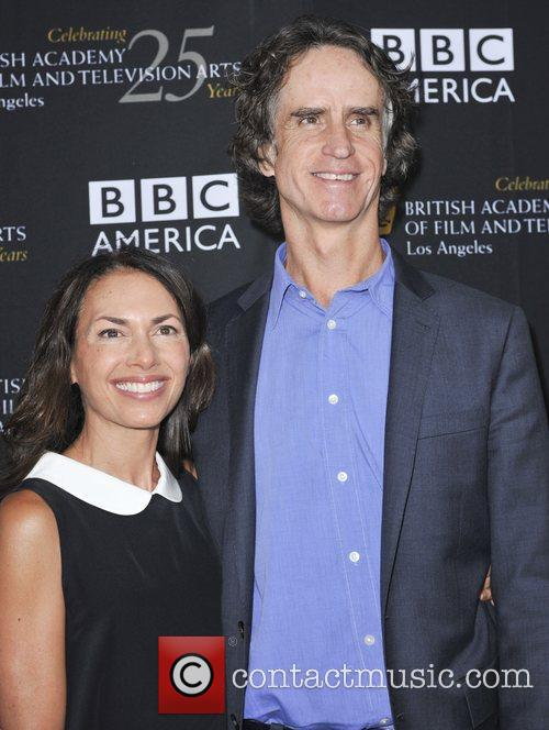 Susanna Hoffs, Jay Roach and Bafta 2
