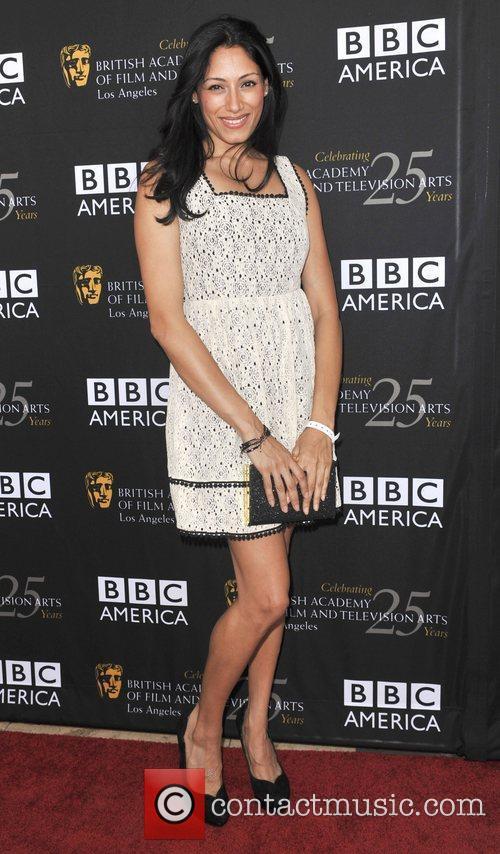 Tehmina Sunny  BAFTA Los Angeles TV Tea...