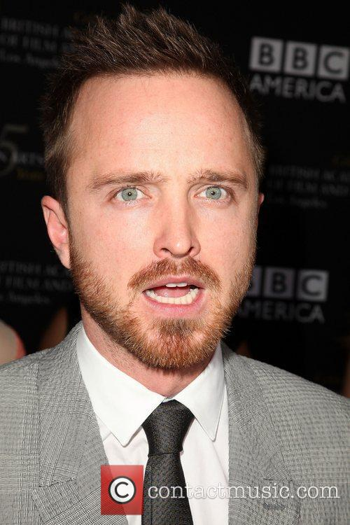 aaron paul bafta los angeles tv tea 4093923
