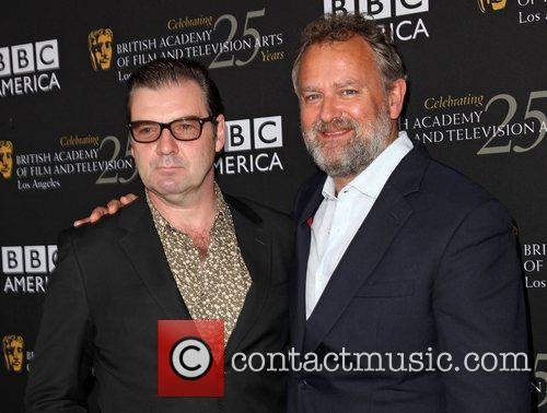 Brendan Coyle and Hugh Bonneville 3