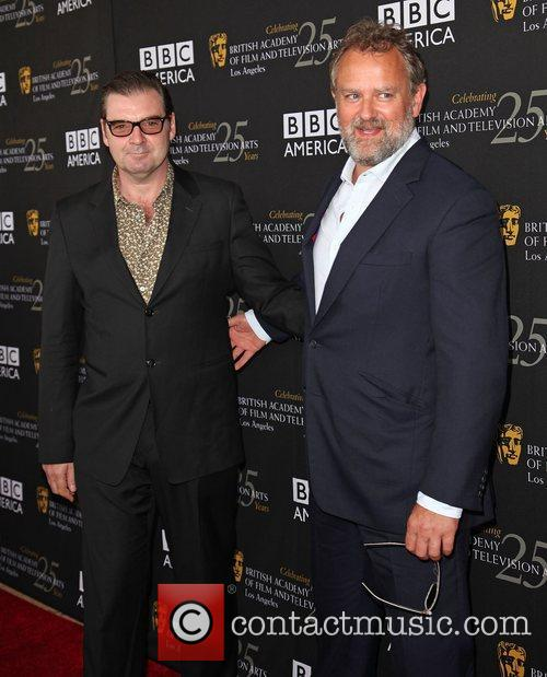 Brendan Coyle and Hugh Bonneville 8