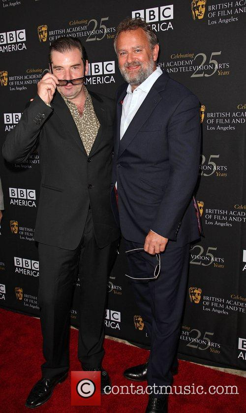 Brendan Coyle and Hugh Bonneville 1