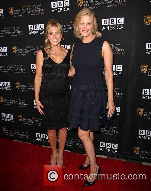 Edie Falco and Anna Gunn 6