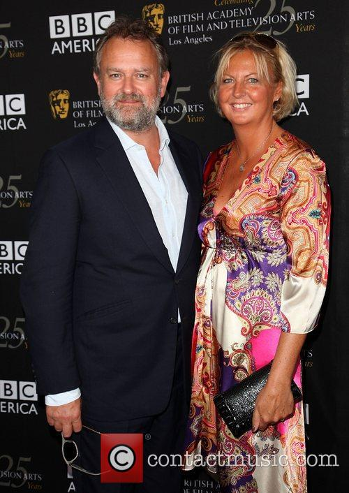 hugh bonneville bafta los angeles tv tea 4093901