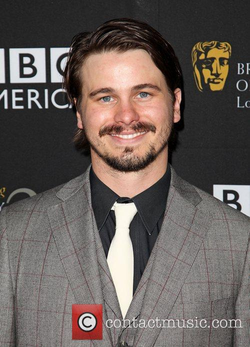 Jason Ritter and Bafta 1