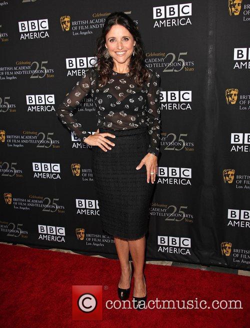 Julia Louis-Dreyfus BAFTA Los Angeles TV Tea 2012...
